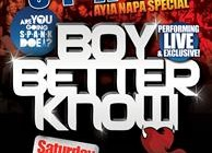 S*P*A*N*K Ayia Special – Boy Better Know