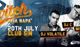 Switch | Ayia Napa 2012